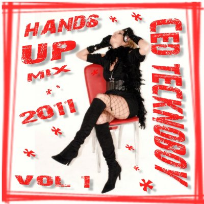 2011-01 Ced Tecknoboy - Hands'up Mix 2011 vol 1