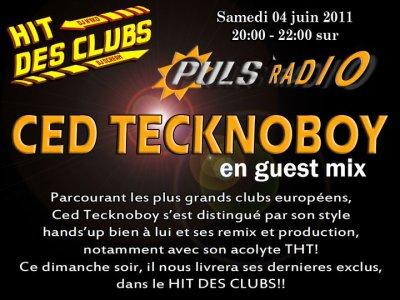 2011-06-04 Ced Tecknoboy @ Hit des clubs (www.pulsradio.com)