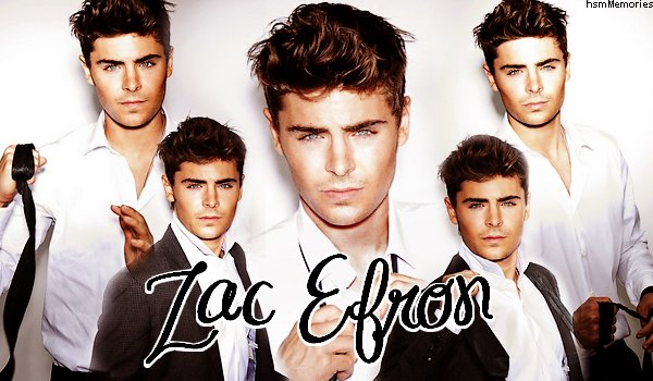 Biographie : Zac Efron