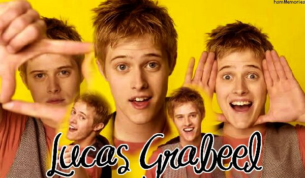 Biographie : Lucas Grabeel