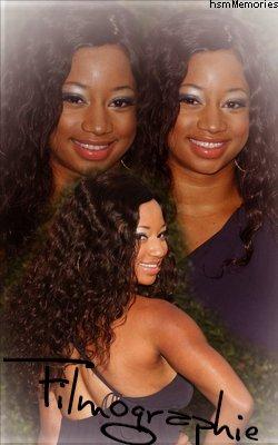 Biographie : Monique Coleman