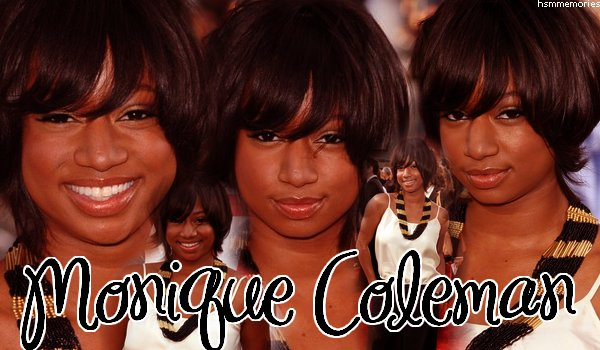 Biographie : Monique Coleman