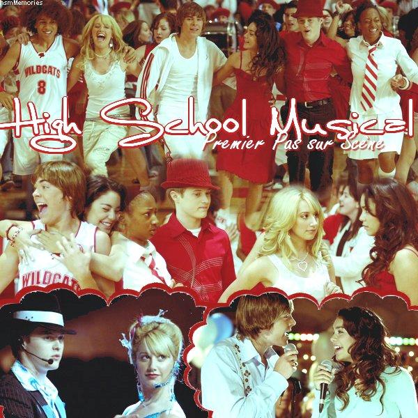 High School Musical : Premier Pas sur Scène