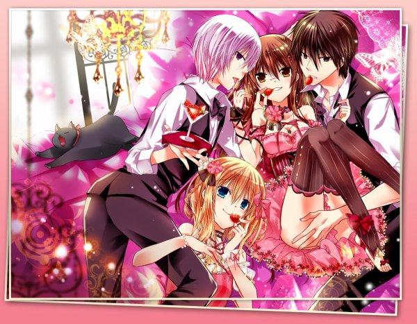 Love mission ( Watashi ni xx Shinasai )