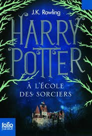 Harry Potter, tome 1 de J.K.Rowling