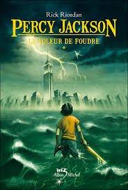 Percy Jackson tome 1 Rick Riordan