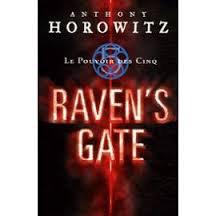 Le pouvoir des cinq tome 1 d'Anthonny Horowitz