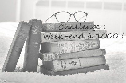 Challenge ~ Week-end à 1000