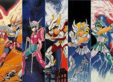 "Photo de ""saint seiya"""