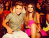Justin & Selena au TCA 2012