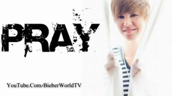Justin Bieber Drew : Pray *--* <3