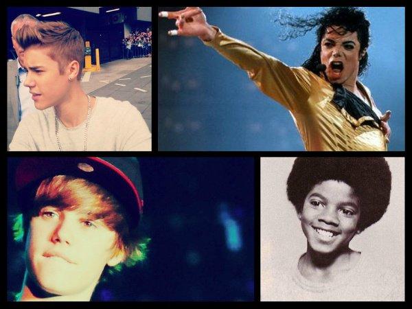 MJ & JB ! <3 *-*