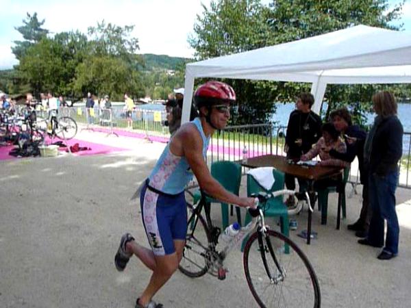 Triathlon de Saint-Rémy sur Durolle