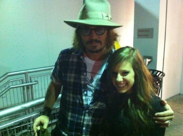 _____________________________________________ 19/12/12  ----------------------- Avery et Johnny Depp _______________________________