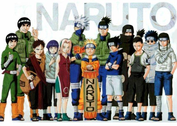 Bienvenue sur le Blog de Naruto