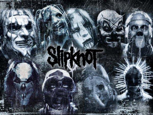 Slipknot..♥