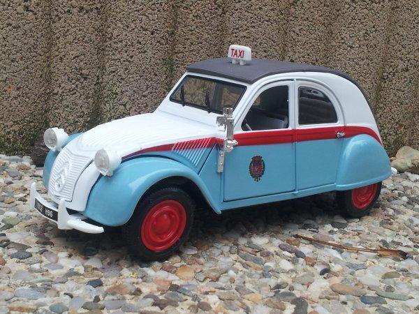 2cv Taxi