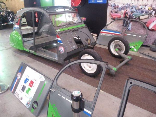 Salon Automédon au Parc des Expositions du Bourget le 12 octobre 2013