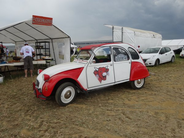 Rencontre nationale 2cv 2015
