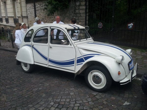 Vue à Paris (75)