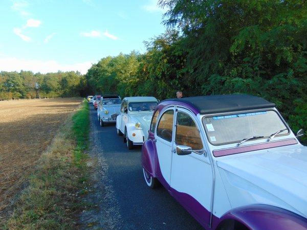 Rassemblement à Montereau-Fault-Yonne (77)