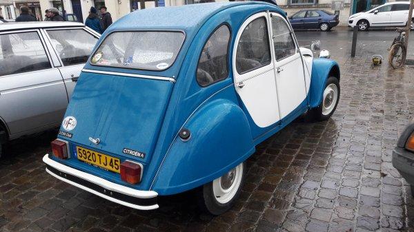 Vue à Pithiviers (45)