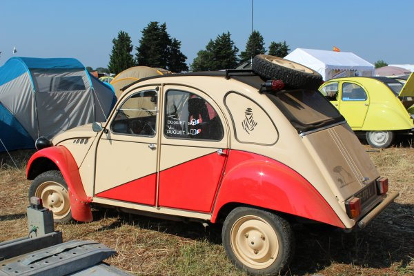Nationale 2cv Nîmes-Garons 2017
