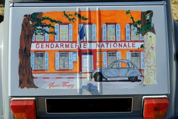 Nationale 2cv Nîmes-Garons 2017