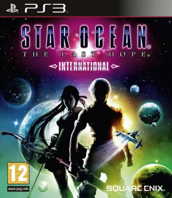 Star Océan : The Last Hope International