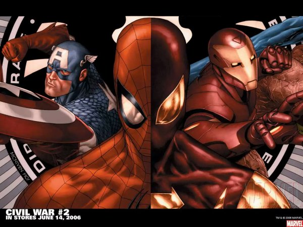Bande Déssiné Marvel