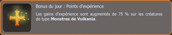 Teste Vulcania !