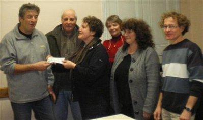 2500 Euros pour l'église