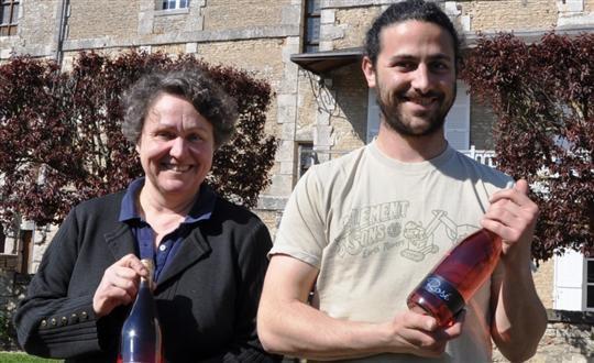 Un assemblage vins et culture