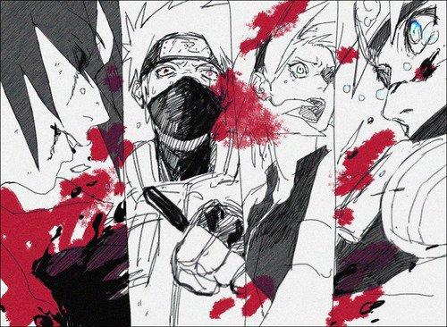 One shot: le sacrifice de Sakura Haruno