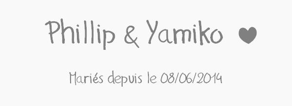 ܤ Deuxième couple ܤ