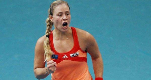 Masters 1000 - ROME : Kerber s'offre Kvitova