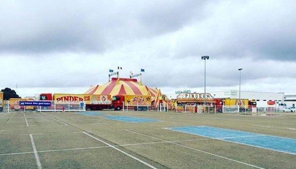 1 jour, une actualité sur le cirque