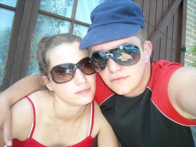 Ma femme et moi.........et les enfants