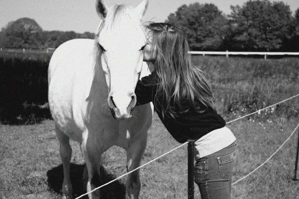 Je l'ai aimée dés la première minute, pour un tout, pour un rien, pour la vie.