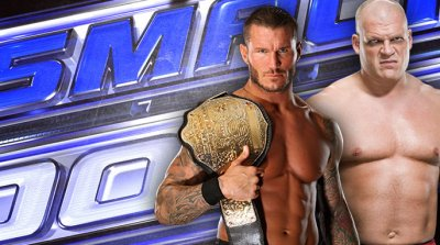 Randy Orton vs Kane le Main Event de smack down (16/07/11)