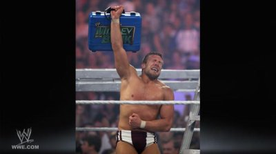 Money in the bank resultat