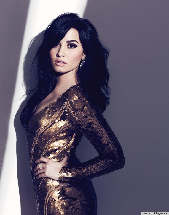 Demi Lovato's Fashion Magazine Shoot Is Upscale, Breathtaking (PHOTOS)