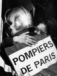 Sapeur pompier  de paris