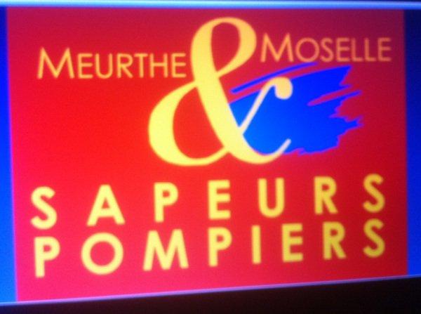 Sapeur Pompier Meurthe-Et-Moselle ❤