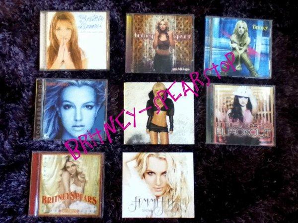 Mes CD audio :