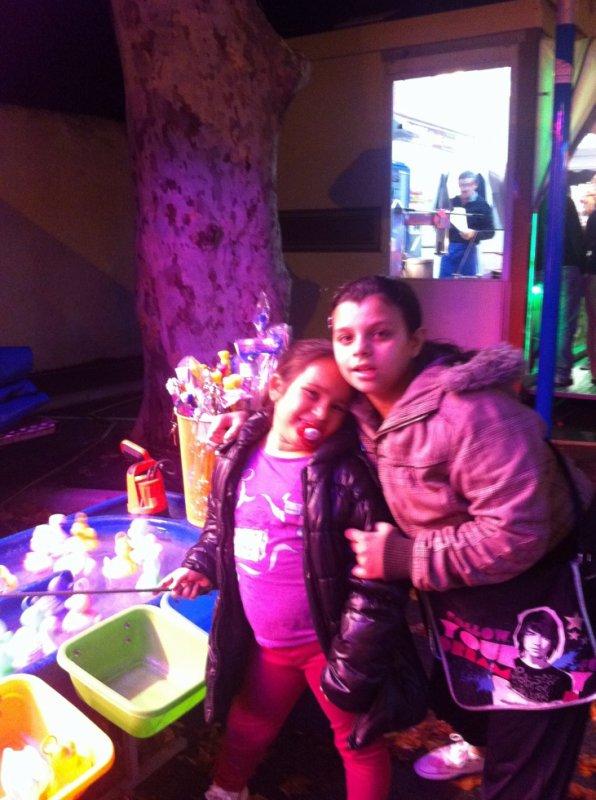 moi e ma cousine