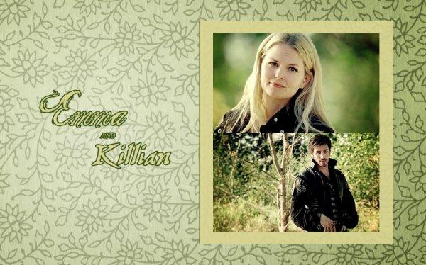 Emma et Killian