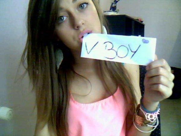 V--boy