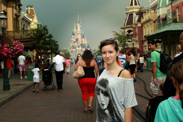 Paris- disneyland