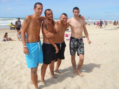 O quarteto de Verão de 2011